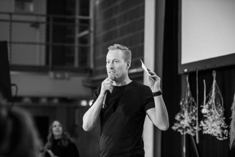 Event in Stockholm.Photographer: Emil Nordin